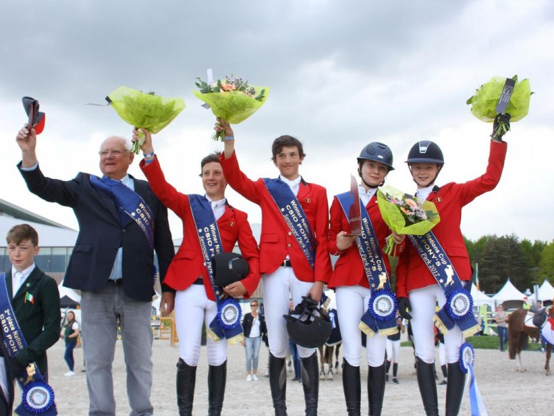 Winst in Nations Cup CSIOP Opglabbeek
