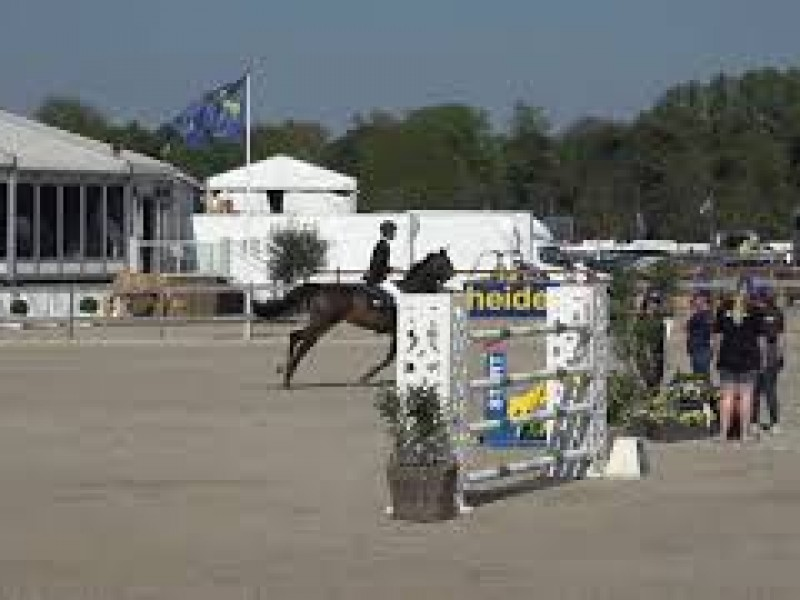 Third place in Grand Prix CSU25 Lanaken for Cristel M