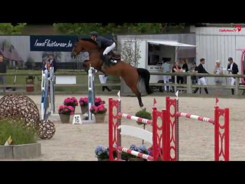 Exquise du Pachis GP CSI2* Lier 9/06/2019