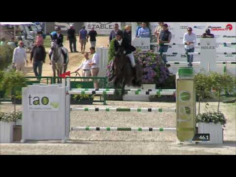 Cristel ninth in GP CSI2* Knokke